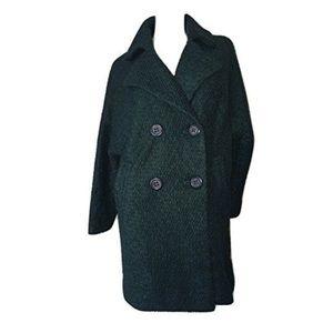 Free People Boucle Overcoat